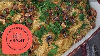 Dört Peynirli Makarna Tarifi - İdil Tatari - Yemek Tarifleri