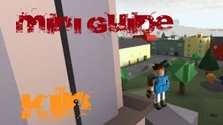 ROBLOX Apocalypse Rising - Kin and Cities - Mini Guide -