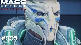 MASS EFFECT ANDROMEDA #005 - Kandros - Let's Play Mass Effect Andromeda Deutsch / German
