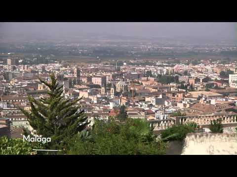 Cunard's Mediterranean Ports - Malaga