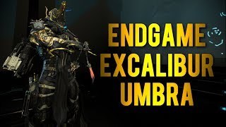 Warframe: Endgame Excalibur Umbra