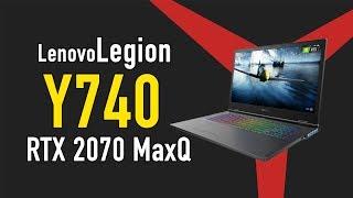 คอมนี้ดี EP38 Review Lenovo Legion Y740 17 จอใหญ่ ของครบมีไฟ RGB สเปกแรงลื่นด้วย i7 + RTX2070 Max-Q