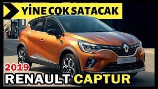 Renault Captur Yenilendi – İşte 2019 Yeni Renault Captur