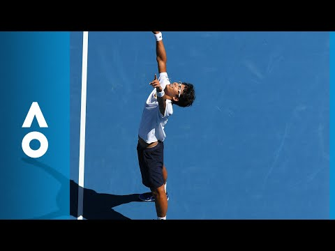 Tennys Sandgren v Hyeon Chung match highlights (QF) | Australian Open 2018