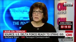 Army Delta Force ready to strike ISIS Operatives