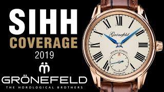 SIHH 2019: Gronefeld