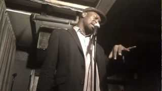 Spoken Word Legend Taalam Acey @ Mike Geffner Presents The Inspired Word - Part 3