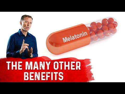 Melatonin: Beyond the Sleep Benefit