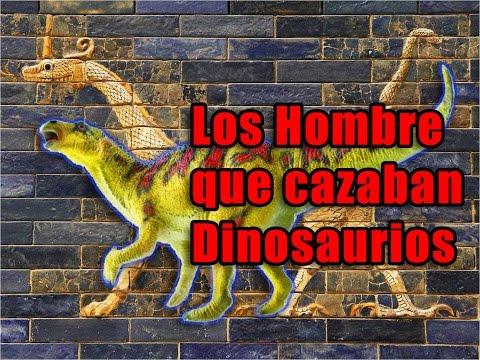 Los Hombres que Cazaban Dinosaurios
