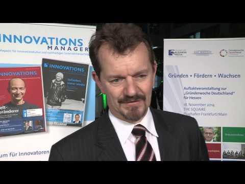 Markus Garn, Mitglied der Geschäftsleitung, F.A.Z.-Institut/FRANKFURT BUSINESS MEDIA