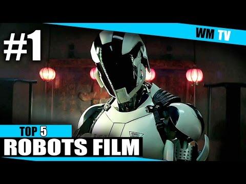 Top 5 robots film / Топ 5 фильмы про роботов