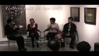 4月27日~5月12日みぞえ画廊福岡店で開催された、小松孝英個展「幻舞」...