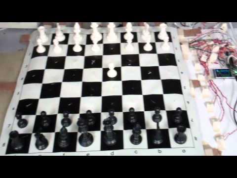 Physical Blitz Chess Board