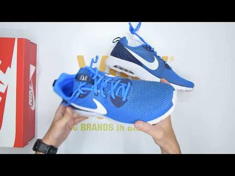 hot sale online 4c18d 77060 Nike Air Max Motion LW SE - Navy White - Unboxing | Walktall - YouTube