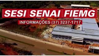 Abertas Inscrições para a Escola SESI em Pará de Minas