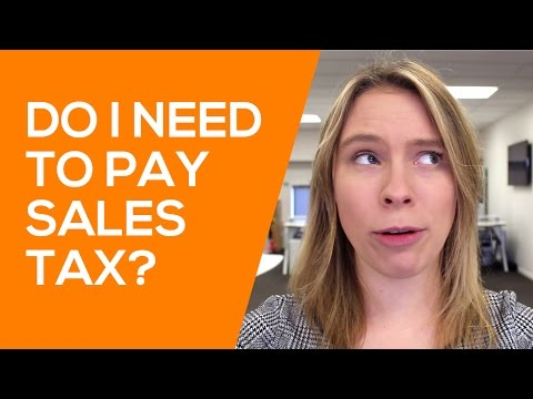 How to Pay Sales Tax when Dropshipping: How to Collect Sales