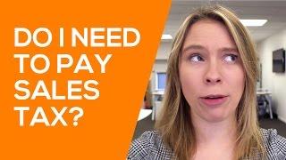 Shopify & Amazon Satış Vergi Toplamak için Ne kadar zaman Dropshipping Satış Vergisi Ödemek için nasıl: