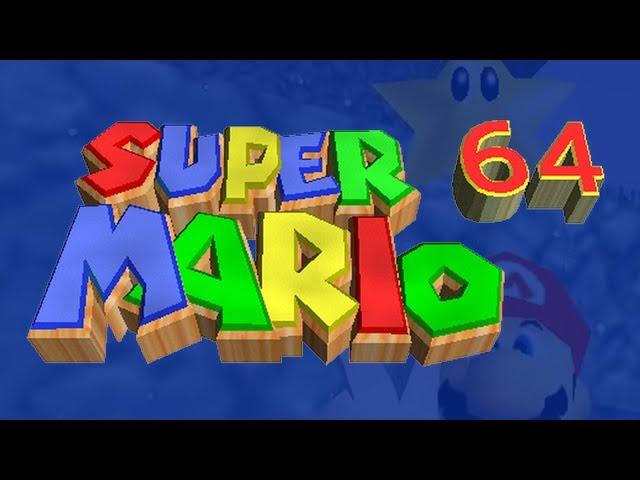 Super Mario 64 (dunkview)