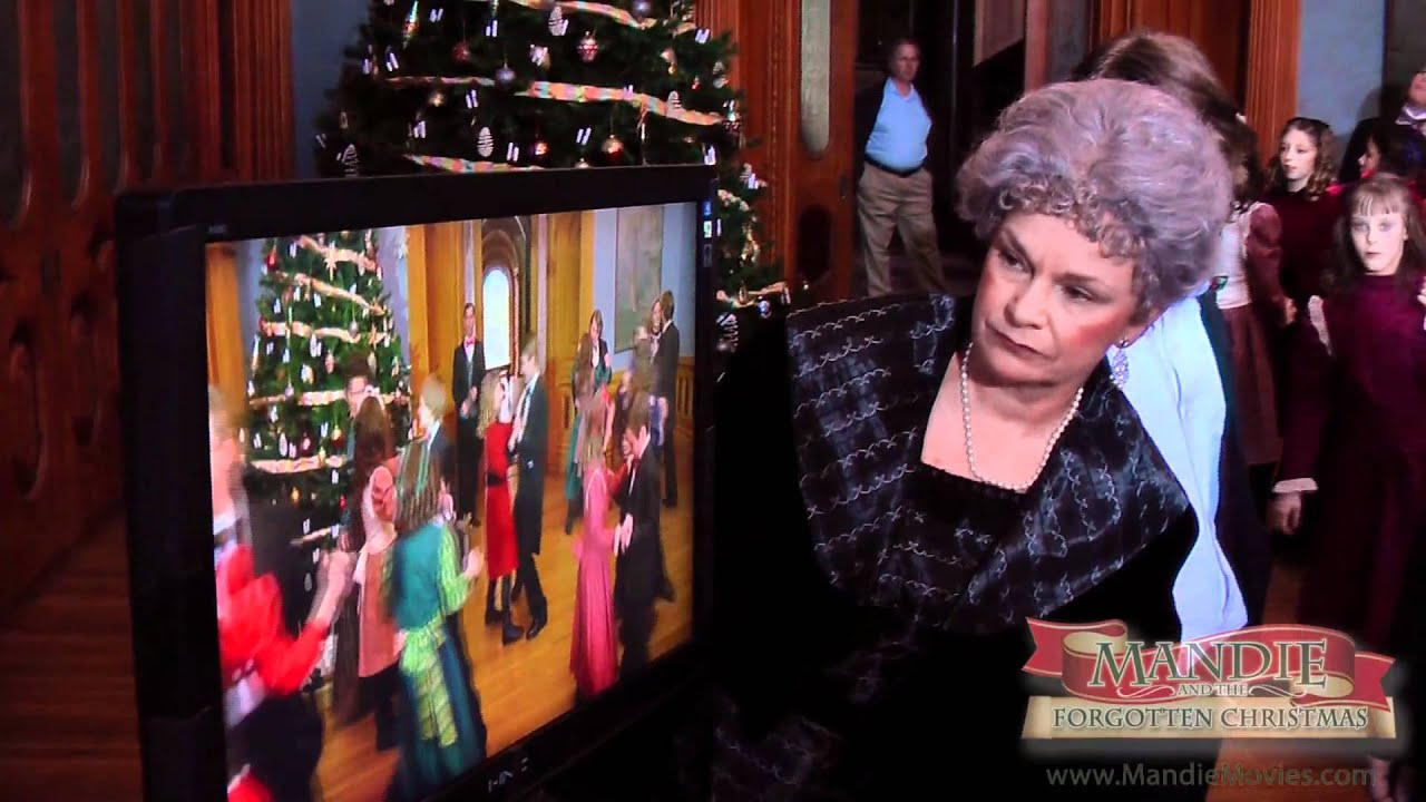 Mandie and the Forgotten Christmas Behind the Scenes 3: Having A ...