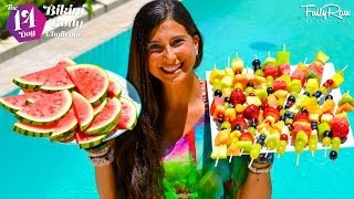 Fullyraw Pool Party Snack Ideas