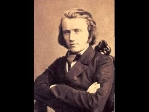 Johannes Brahms - Variations On A Theme Of Robert Schumann For Piano 4-Hands