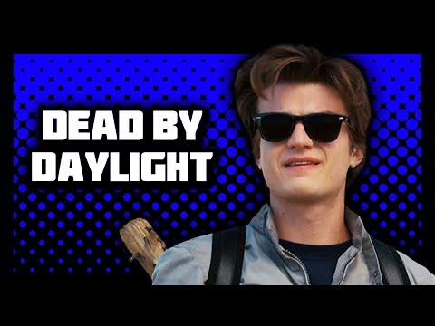 STEVE = BEST MOM!   Dead by Daylight: Stranger Things DLC  