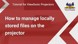 How to manage locally stored f…