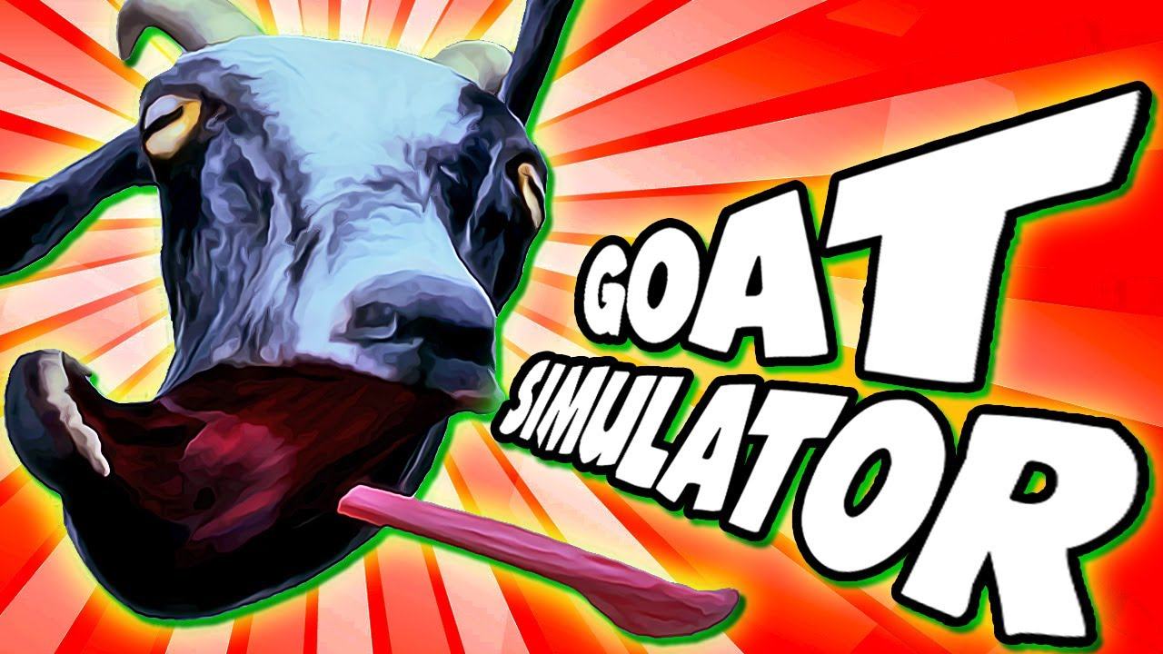goat simulator how to get robot goat