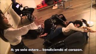 Fifth Harmony's WILD Dance Rehearsal - Fifth Harmony Takeover Ep. 53 (SUBTITULADO)