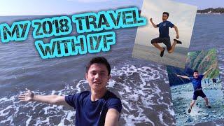 My 2018 Travel Summary joining IYF