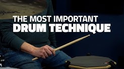 The Most Important Drum Technique In The World - Drum Lesson