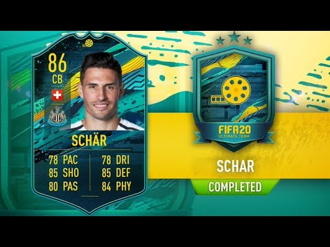 Player Moments Fabian Schar SBC Completed - Cheap & Easy Method - Fifa 20