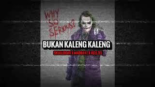 BUKAN KALENG KALENG [TIKAR TERBANG] - SKULLEIGHT X MADDAYZ X RELLZEE (Official Audio)