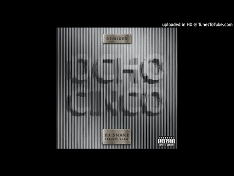 DJ Snake Ft. Yellow Claw - Ocho Cinco (Barely Alive Remix Edit)