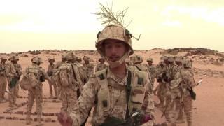 تمرين بدر 1440 هـ كلية الملك خالد العسكرية