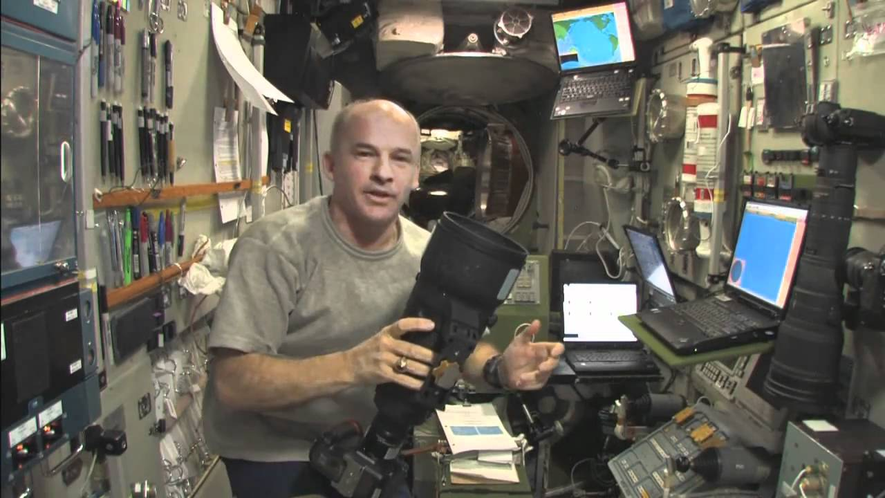 Demonstration of Acceleration Inside the International Space Station During a Reboost