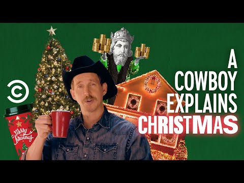 The Christmas Story You Should Probably Know – A Cowboy Explains