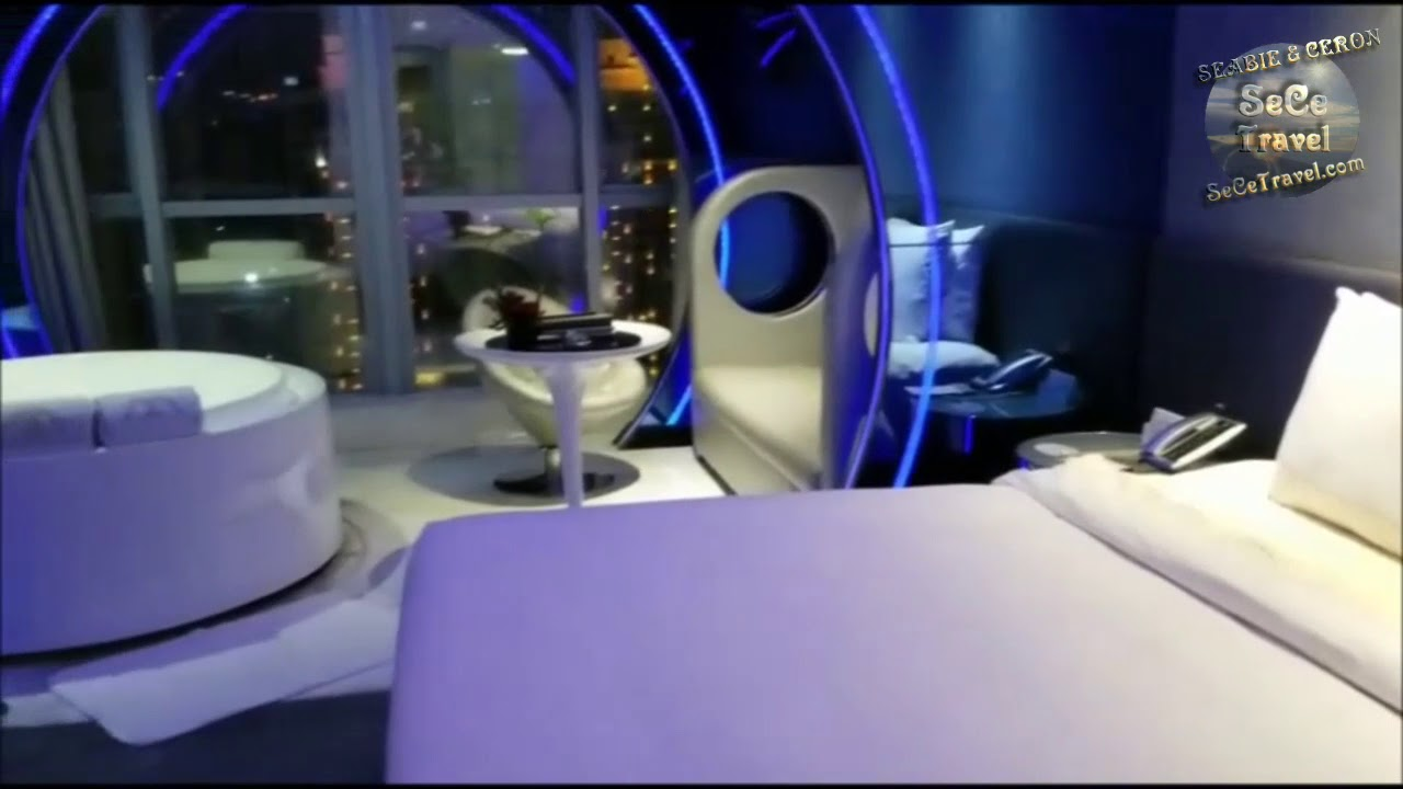 SeCeTravel 深圳羅湖摩登克斯酒店 2721 - YouTube