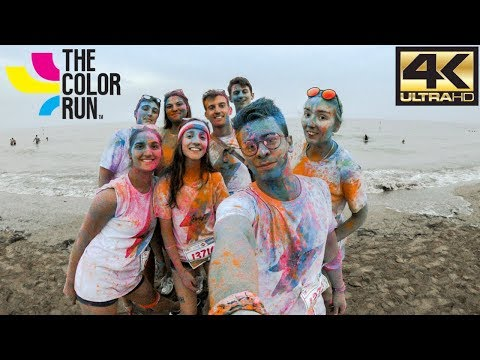 THE COLOR RUN - Lignano 2018 4K