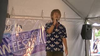 Japanese pop and hip hop from Reakt at Cleveland Asian Festival