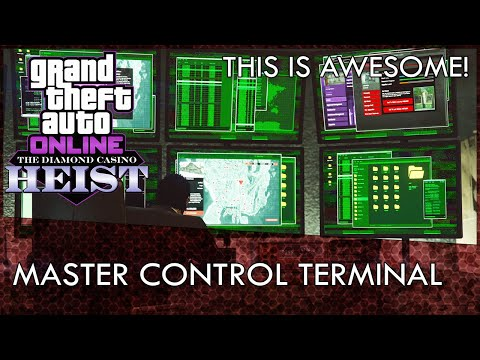 GTA Online Master Control Terminal Guide! Buy and Sell Supplies From One Hub!