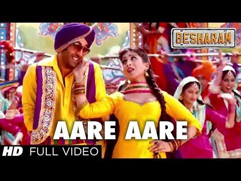 Aare Aare Full Video Song Besharam | Ranbir Kapoor, Pallavi Sharda