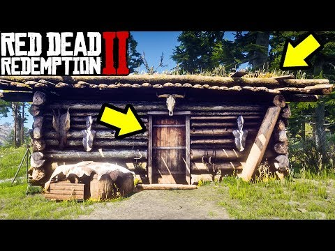 THE SADDEST STORY HOUSE in Red Dead Redemption 2.... thumbnail