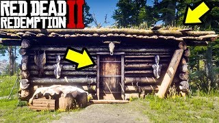 THE SADDEST STORY HOUSE in Red Dead Redemption 2....