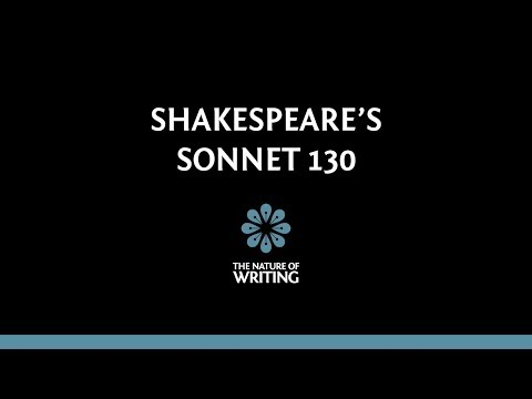 Shakespeare's Sonnet 130 (Analysis and Explanation)