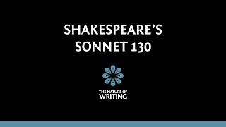 Shakespeare S Sonnet 130 Analysis And Explanation