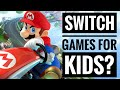 Switch Games for Kids? - Fan Question of the Day - Electric Playground
