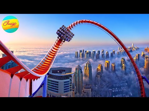 5 सबसे खतरनाक और खौफनाक झूले | 5 Most Thrilling And Exciting Rides Around The World