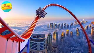 5 सबसे खतरनाक और खौफनाक झूले   5 Most Thrilling And Exciting Rides Around The World