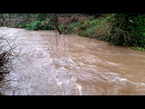 Video  - East of the Railway Bridge over the River Douglas, IOM